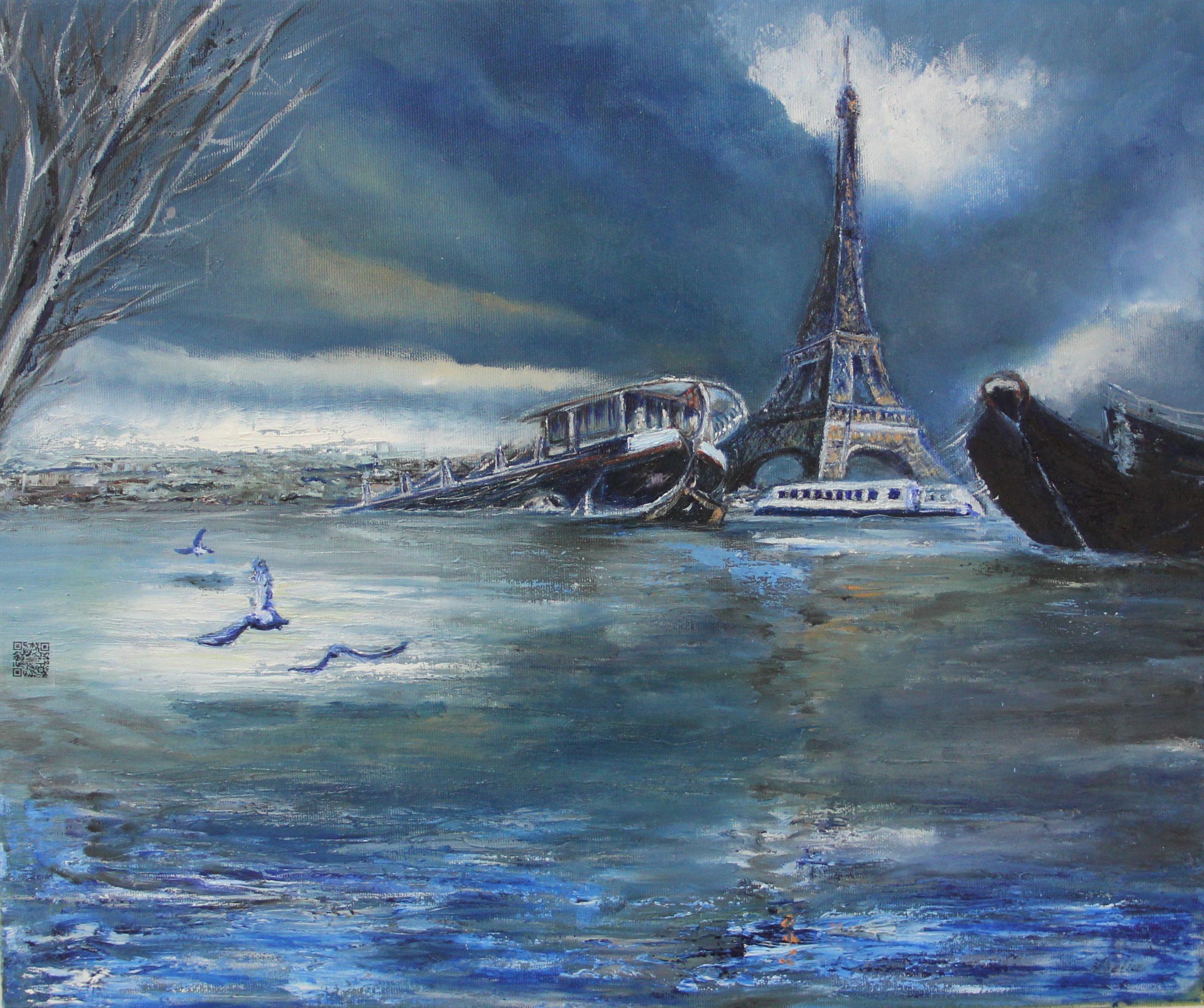 Otoño en París (Serie Sequana)