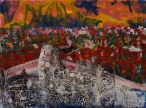 Imaginación - 18x24cm - Acrílico sobre lienzo