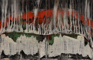 Sin Título IV- 40x60cm - Acrílico sobre lienzo