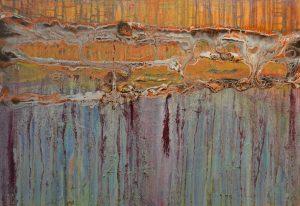Sin título III - 70x100cm - Acrílico sobre lienzo